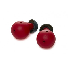 LIZN Hearpieces Ruby Red