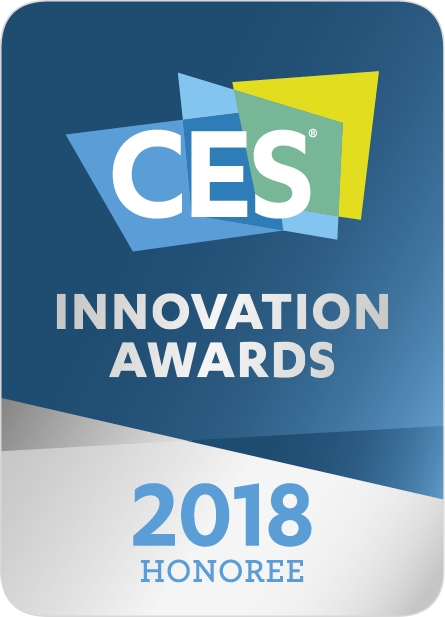 LIZN CES Innovation Awards 2017
